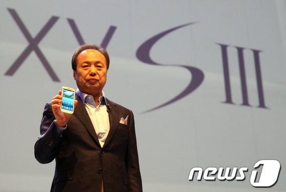 삼성전자 갤럭시S3 발표