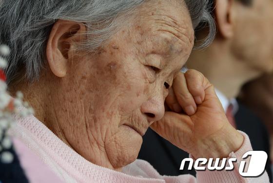 '위안부 피해자 정복 수'최장 령 생존자 사망 (전체)