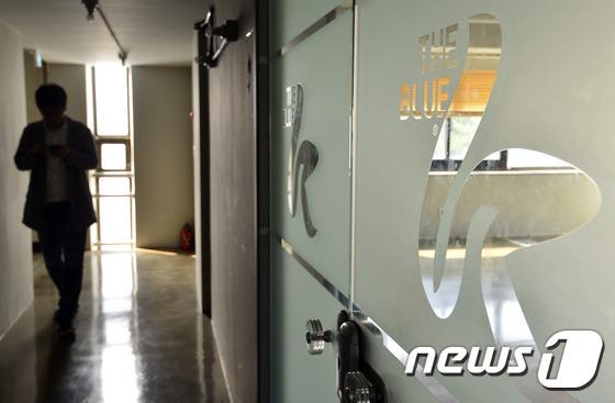 '더블루케이와 K스포츠재단 연계 의혹'