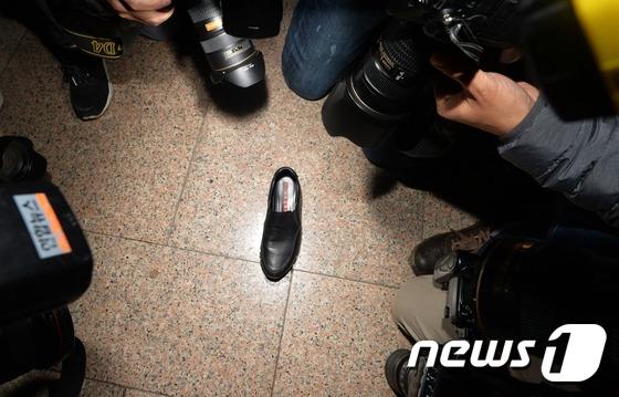 최순실의 '잃어버린 신발'