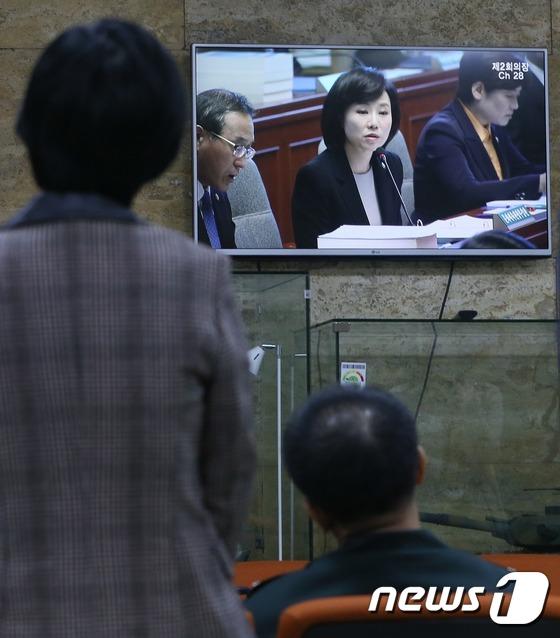 '최순실 게이트' 조윤선 장관의 답변은?