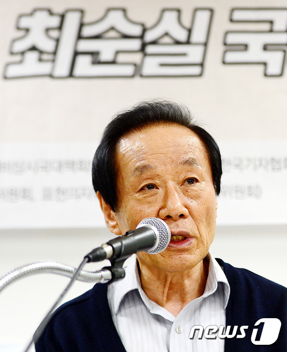 최순실 사태에 언론의 역할 밝히는 김종철 이사장