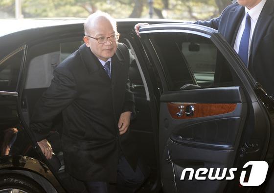 박 대통령 탄핵심판 2차 변론기일 앞둔 박한철 소장