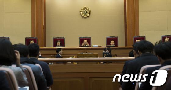 헌재, 대통령 탄핵심판 2차 변론기일