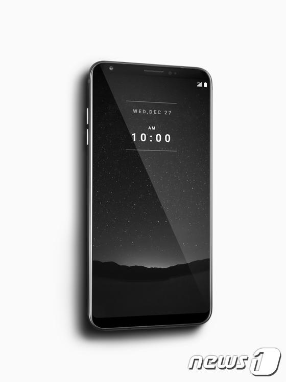 LG 초프리미엄 스마트폰 'LG 시그니처 에디션'