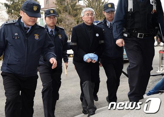 김종덕, 헌법재판소 증인 출석