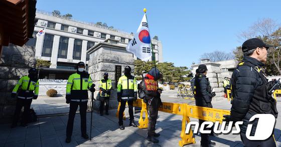 헌재 심판 '초읽기'…박 대통령 운명은?