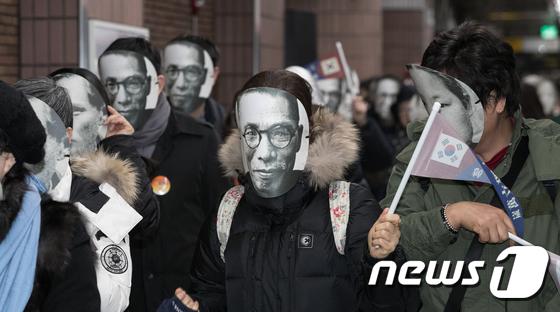 99주년 3.1절, 독립운동가들의 귀환