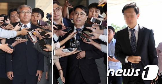 검찰, 사법농단 의혹 전-현직 부장판사 줄소환
