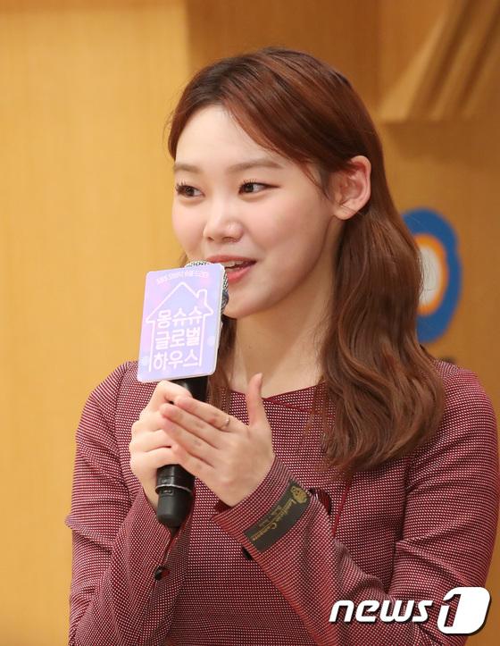 김수민, SBS 최연소 아나운서의 꽃미모
