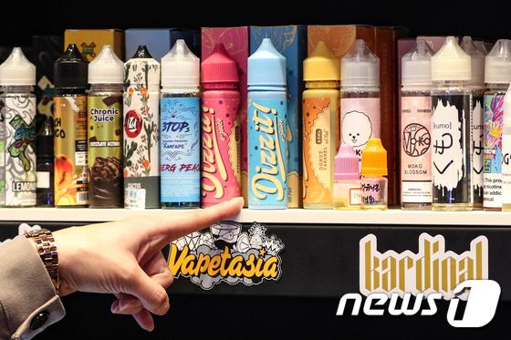정부, 액상형 전자담배 사용 중단 재 권고