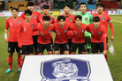 대한민국 FIFA랭킹 40위 유지…아시아 3위