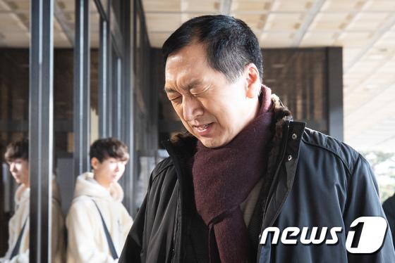 김기현 전 울산시장 '2차 참고인 조사'