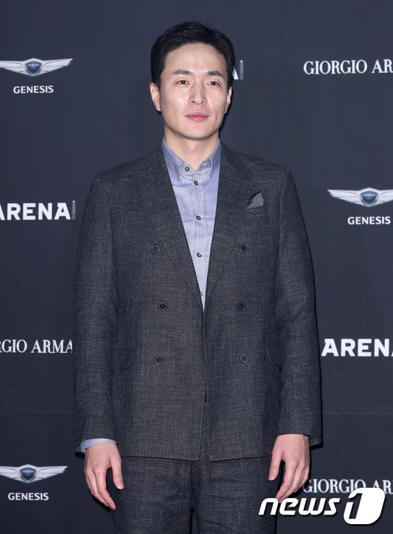 이병헌 감독, 배우 못지 않은 비주얼