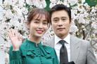'외조킹 등극' 이병헌…아들과 아내 이민정 촬영장 찾아 응원