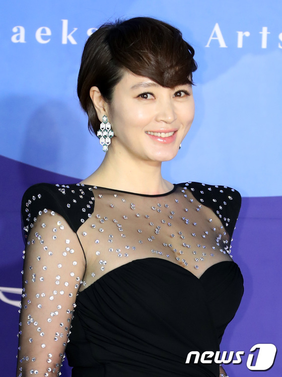 김혜수, 글래머 여신