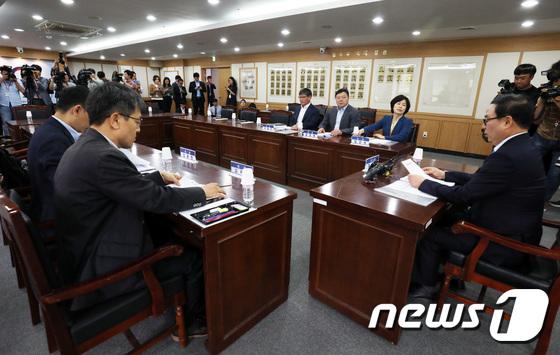 '장자연 리스트'의혹 사건 재수사 권고 회의