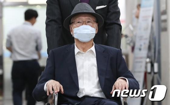항소심 마친 김백준