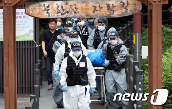 정두언 전 의원, 홍은동 야산에서 숨진 채 발견