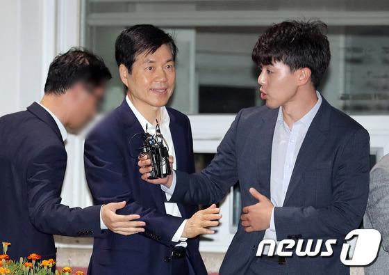 구속영장 기각된 김태한 대표