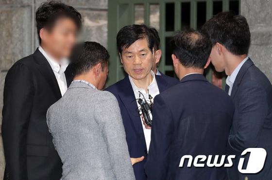 영장 기각된 김태한 대표