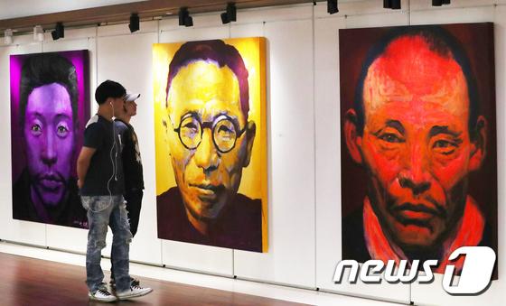 3.1운동, 상해임시정부수립 100주년 기념 순국선열 인화전