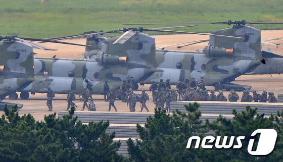 [단독]해군, 동해 영토수호훈련 돌입... 명칭서 \'독도\' 제외