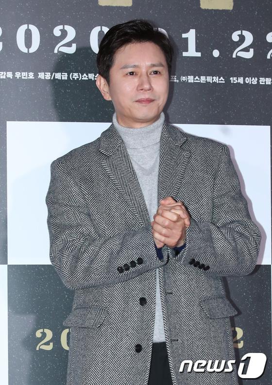 김민종, 근사한 매력남
