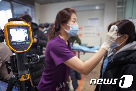 \'우한폐렴\' 확산 대비 감염예방 대응 강화한 서울의료원