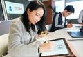 한국아스트라제네카 희망샘 퀴즈 우승 장학생을 위한 캐릭터