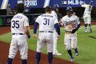 LA 다저스, 32년 만에 월드시리즈 우승…탬파베이에 4승2패