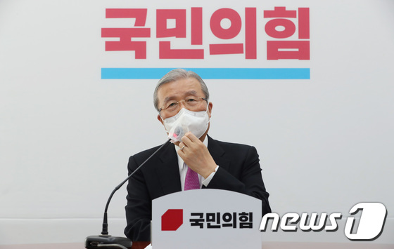 """김종인 """"지금 윤석열에 올 기회는 딱 한 번 밖에 없어 … 尹, 여권 후보가 될지도 몰라"""""""