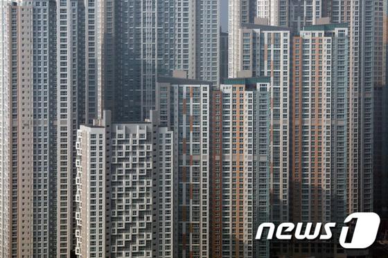 풍선효과로 급등하는 수원·용인 지역 아파트값