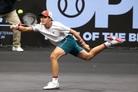 권순우, 멕시코오픈 16강 진출…ATP 500시리즈 첫 승
