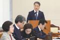 국회 보건북지위 전체회의 참석한 박능후 장관