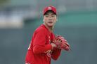'KK' 김광현, 27일 시범경기 두 번째 등판…이번엔 익숙한 선발투수