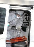 음압병동 옮겨진 청도대남병원 확진자 사망
