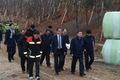 미세먼지 차단 도시숲 사업 현장 찾은 박종호 산림청장