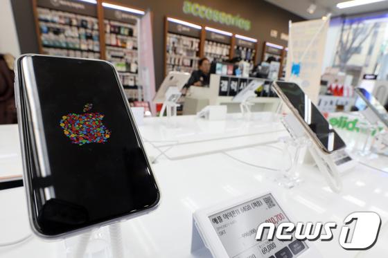 코로나19 여파...지난달 세계 스마트폰 공급 7% 줄어