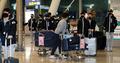 우여곡절 끝에 출국하는 한국 복싱대표팀