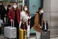 모리셔스 입국 제한으로 귀국하는 신혼부부