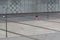 텅 빈 동대구역 복합환승센터