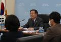 모두 발언하는 김세환 선거구획정위원장