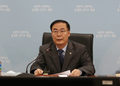 선거구획정위서 모두 발언하는 김세환 위원장