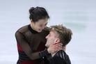 피겨 민유라-이튼, 네벨혼 최종 7위…베이징 올림픽 티켓 획득 실패