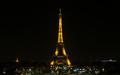 메시지 전달 나선 파리 에펠탑