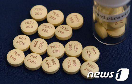 코로나19 치료 기대 日 아비간, 임상시험 실험 시작