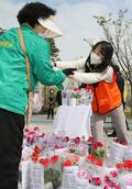 대구 중구청 '코로나19, 꽃으로 힐링해요!'