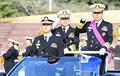 해군참모총장 이취임식 열병