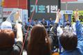 창원 시민들 만난 이낙연 위원장